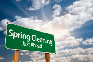 Declutter Your Home At The Spring Cleaning Event at The Grange