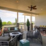 Castle Rock Home Builders Mountain Property Builders Patio