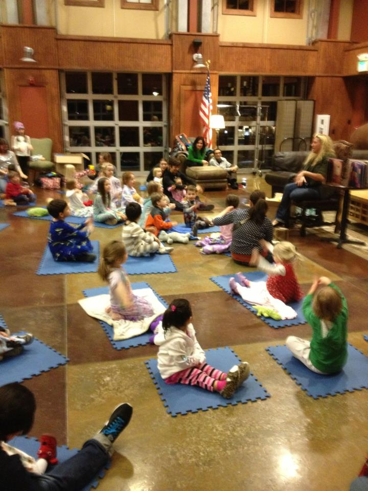 Storytime at The Grange | The Meadows Castle Rock CO