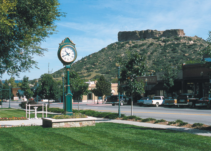 Downtown Castle Rock CO | The Meadows Castle Rock CO