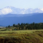 Views of Pikes Peak | The Meadows Castle Rock CO