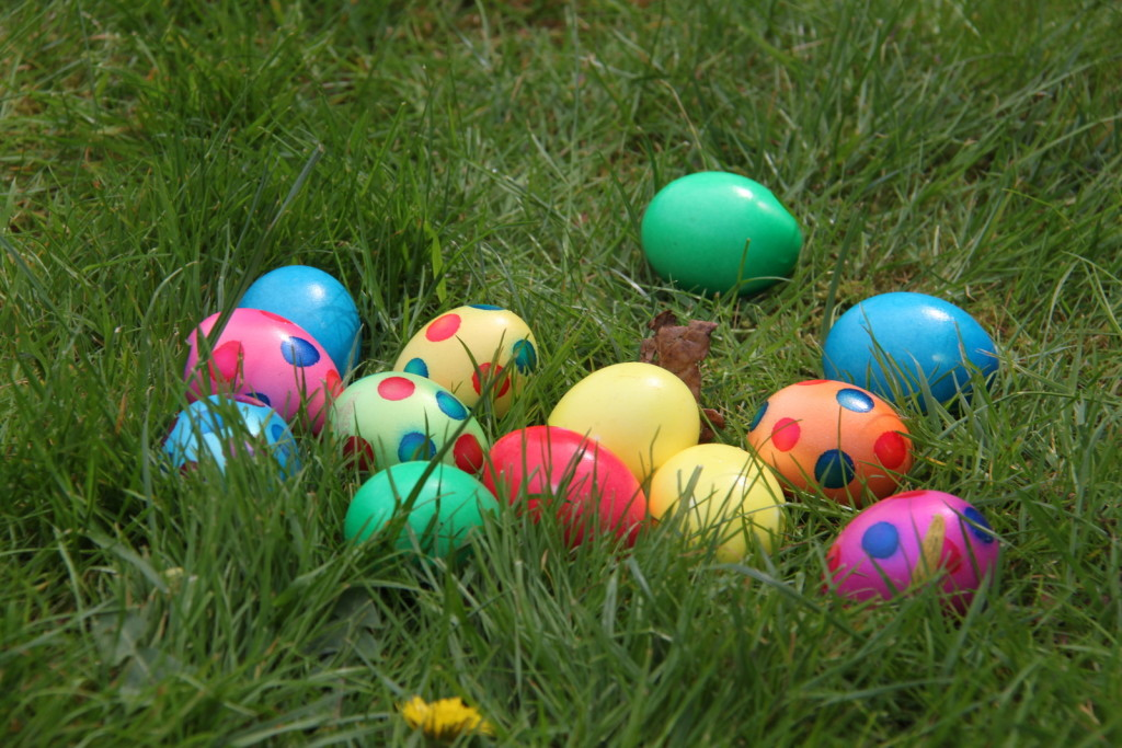 Eggstravaganza 2017 in Butterfield Park at The Meadows