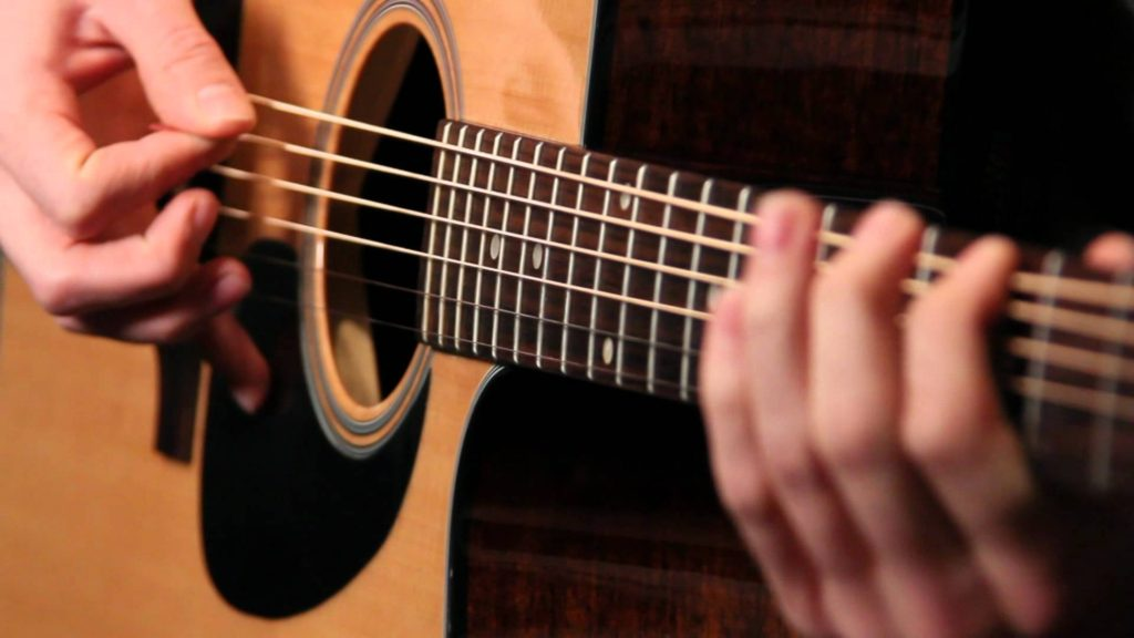 Learn to Play Guitar in a Day at The Grange - The Meadows Castle Rock