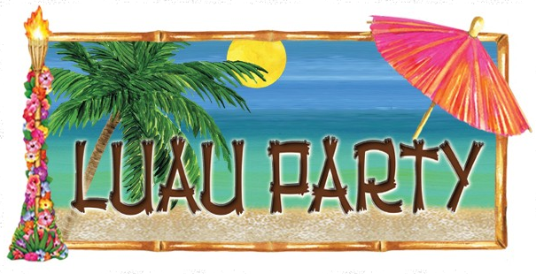 Luau Party at The Grange - Meadows Castle Rock CO