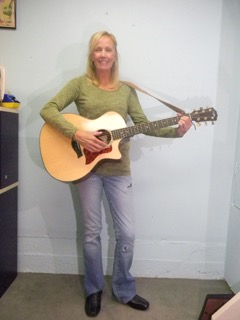 Marlene Hutchinson - Learn to Play Guitar in a Day at The Grange - Meadows in Castle Rock CO