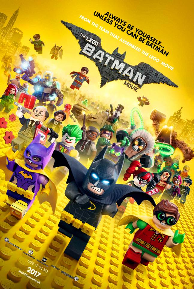 The Lego Batman - Movie in The Park 2017 | The Meadows Castle Rock CO