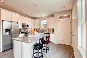 Kitchen - Townhomes For Sale Castle Rock CO - Lokal Homes Castle Rock CO