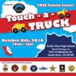 Touch a Truck Castle View Highschool