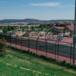 Bison Park Castle Rock CO: Tennis Courts | The Meadows Castle Rock CO