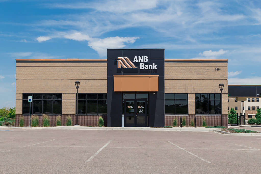 ANB Bank Castle Rock CO | The Meadows Castle Rock CO