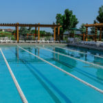 The Grange Pools: Lap Pool | The Meadows Castle Rock CO