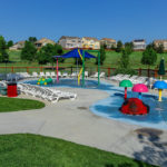 The Grange Pools: Splash Pad | The Meadows Castle Rock CO