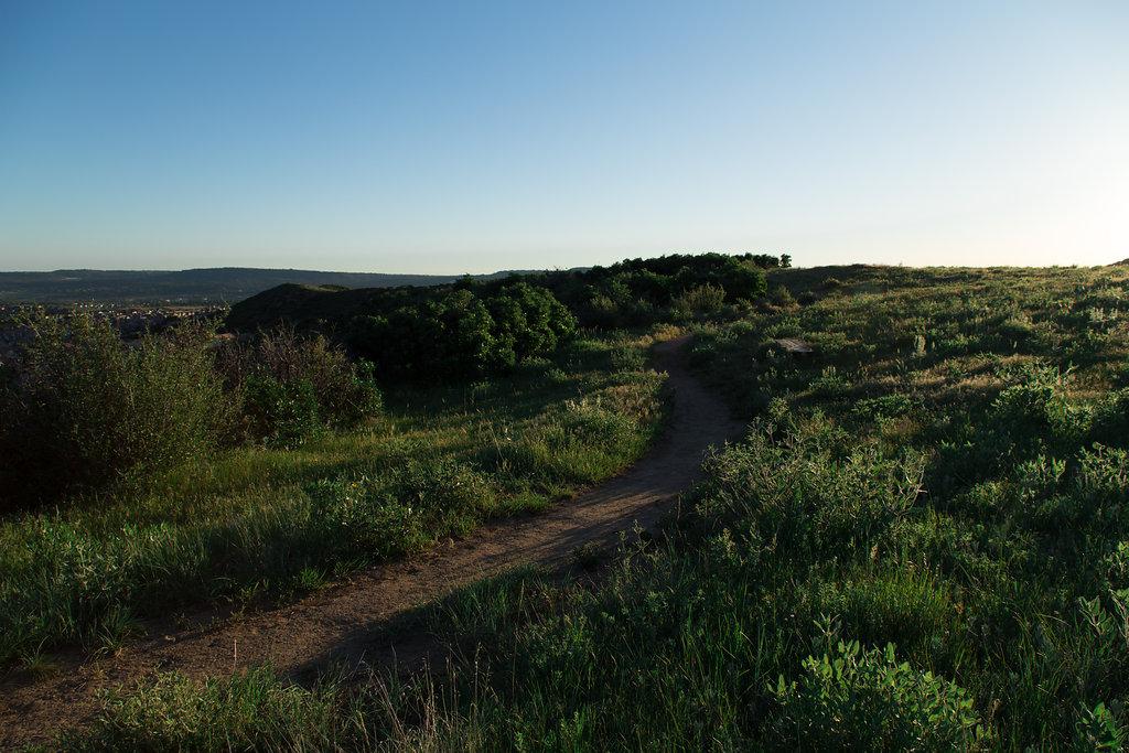 Ridgeline Open Space   The Meadows Castle Rock CO