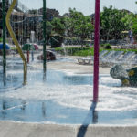 The Grange Pools: The Splash Pad | The Meadows Castle Rock CO