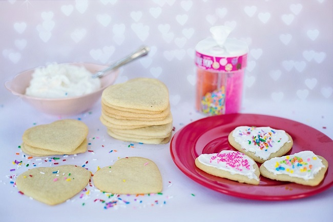 Valentine Cookie Decorating | The Meadows Castle Rock CO