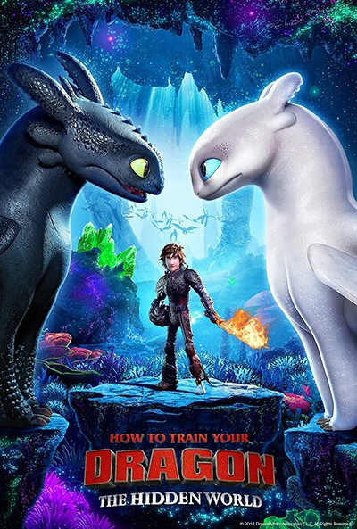How to Train Your Dragon -The Hidden World