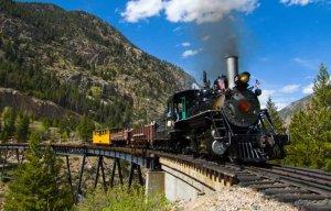 Railroad colors 2021